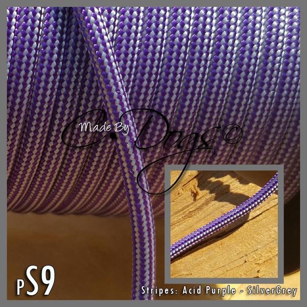 73 - Acid Purple / Silver (pS9)