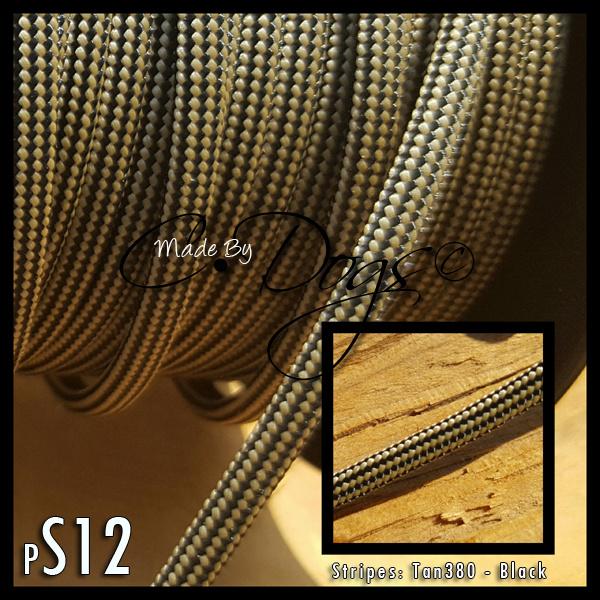 75 - Tan380 / Black (pS12)