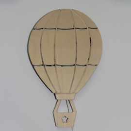Wandlamp luchtballon, LED lamp