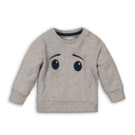 Dirkje sweater grey melee - So soft Looking For You