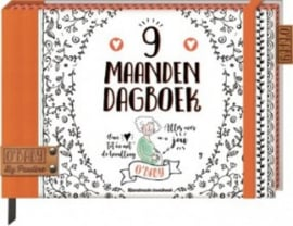 Mijn 9 maanden dagboek O'baby - PAULINE OUD