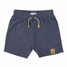 Dirkje baby jogging short navy blue - Wanted and wild
