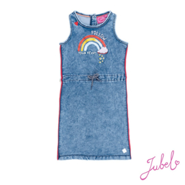 Jubel - Jurk denim look Funbird