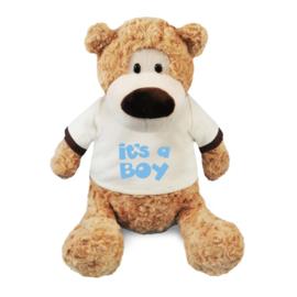 Knuffel beer Felix ♥ It's a Boy/Girl