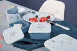 Lässig - Snack doosjes set van 3 - More magic zeehond