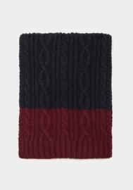 Tiffosi sjaal Camp voor jongens - Cordovan