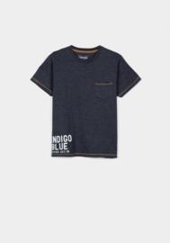 Tiffosi t-shirt boys Azul - Ramiro