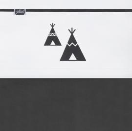 Jollein - Laken 120x150cm Indians tipi