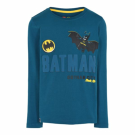Lego Wear - Longsleeve Batman, Dark Turquoise