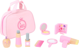 Make-up tas roze