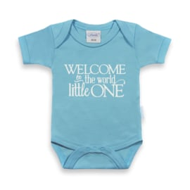 Romper ♥ Welcome to the world