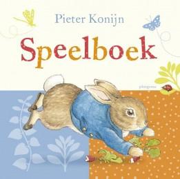 Pieter konijn speelboek