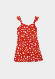 Tiffosi Girls jumpsuit red - Malawi