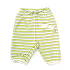 Ducky Beau broekje ♥ baby green streepjes