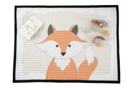 Speelkleed Follow me Fox - 150x200 cm