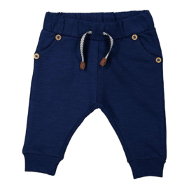 Dirkje baby jogging broek - so soft king of the sea