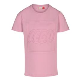 Lego Wear - Meisjes t-shirt roze, Lego Basics