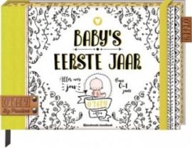 Baby's eerste jaar o'baby - PAULINE OUD