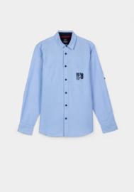 Tiffosi blouse lichtblauw - Nelson