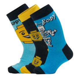 Lego Wear - Lego sokken - set van 3