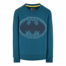 Lego Wear - Sweatshirt Batman, Dark Turquoise