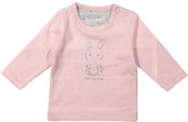 Dirkje ♥ t-shirt lange mouwen Bunny girls