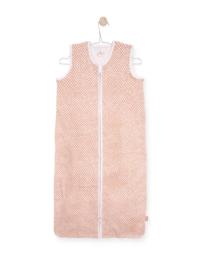 Jollein - Slaapzak zomer jersey Snake pale pink