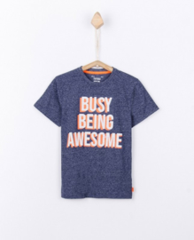 Tiffosi t-shirt boys azul - Dady