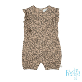 Feetje - Playsuit panter perfect