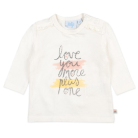 Feetje - Longsleeve Love You More - Little and Loved