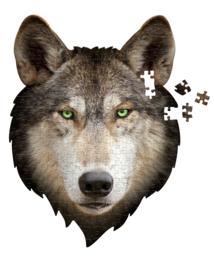 Madd Capp - Legpuzzel I am mini - Wolf