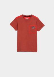 Tiffosi t-shirt boys red - Ball