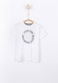 Tiffosi t-shirt boys - Fernandes wit