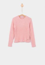 Tiffosi trui Gabrielle - Mellow roze