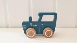 Little Dutch gepersonaliseerde auto - tractor