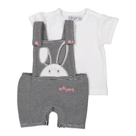 Dirkje 2 pce baby setje bunny - Hello Bunny