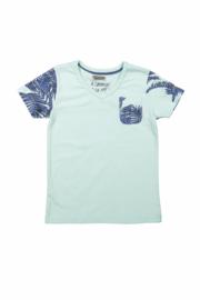 DJ Dutchjeans T-shirt On Aruba Palmbomen