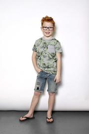 Vinrose short jeans CLARK