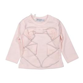 Dirkje longsleeve roze - Hunny Bunny