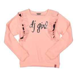 DJ Dutchjeans sweater pink - Lucky