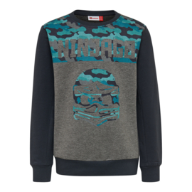 Lego Wear sweatshirt Ninjago 789 - Dark grey