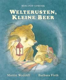 Welterusten kleine beer - Pop-up boek