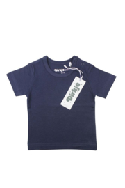 Dirkje Basic t-shirt korte mouwen blauw