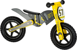 "Loopfiets ""Motocross bike"""