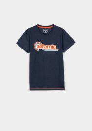 Tiffosi t-shirt boys Azul - Jimenez