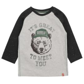 Feetje - longsleeve It's Great - Bear Hugs