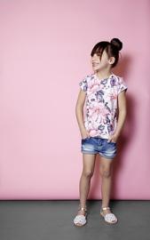 Vinrose t-shirt - BIBI - Aop Flower