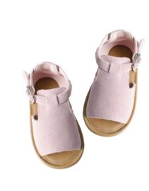 Moon boots Hazel sandals - Pink suede