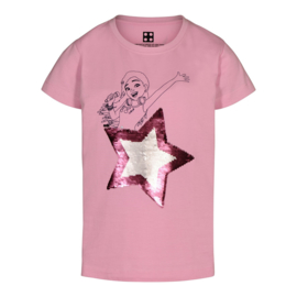 Lego Wear - Meisjes t-shirt roze, Lego Friends