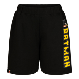 Lego Wear - Sweat short Batman zwart